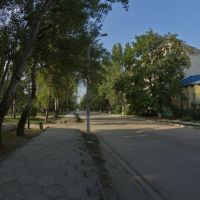 ул.Менделеева, Красноперекопск