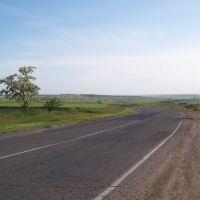 road to Kirovohrad, Ленино