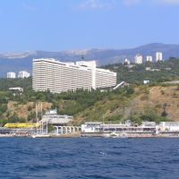 Hotel Yalta, Массандра