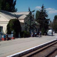 Станция Нижнегорская, Нижнегорский