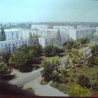 Вид с башни, Нижнегорский