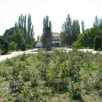 памятник Ленина, Нижнегорский