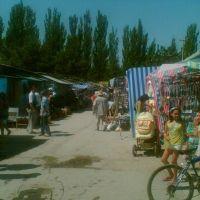 рынок, Нижнегорский