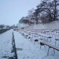 стадион, Нижнегорский
