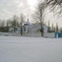 церковь, Нижнегорский
