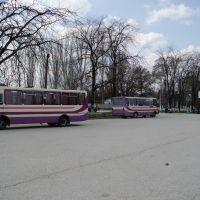 Автовокзал, п Нижнегорский, АР Крым, Украина, Нижнегорский