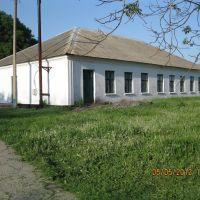 Школа с. Зелёное, Нижнегорский