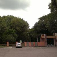 Парк СМЗ 24.07.2013, Первомайское