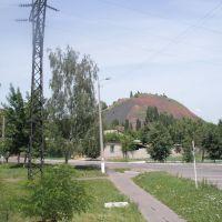 Террикон возле СМЗ, Первомайское