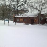 """ул. Заводская, """"Янтарь"""" 20.02.2012, Первомайское"""