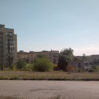 Вид на юг 19.09.2012, Первомайское