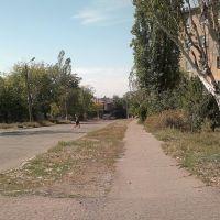ул. Карапетяна 19.09.2012, Первомайское
