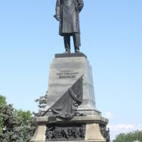 Sevastopol. The Monument to Admiral Nahimov, Севастополь