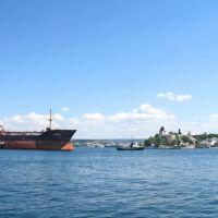 Sevastopol. The Bay, Севастополь