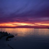 Sevastopol sunset, Севастополь