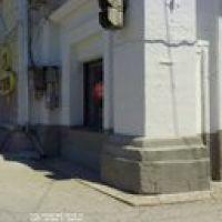 Перекресток ул. БМорская и Адм. Октябрьского, Севастополь