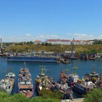 Южная бухта (South bay), Севастополь
