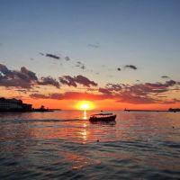 Захід сонця в Севастополі, Sunset in Sevastopol, Закат в Севастополе, Севастополь