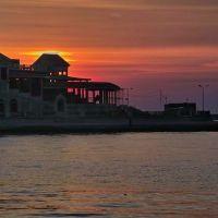 закат над бухтой, Севастополь