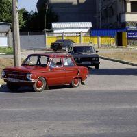 ZAZ--966, Черноморское