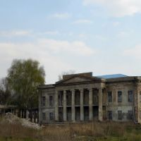 The palace of the barin., Алексадровск