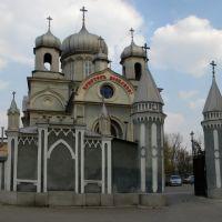 Ascensions Lord temple. Вознесения Господня храм., Алексадровск