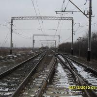 Железная дорога, Алексадровск