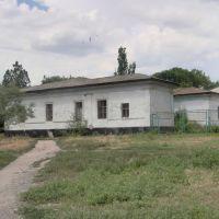 Дом управляющего поместьем Юзбаша. Тоже 240 лет, Алексадровск