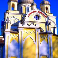 Свято-Вознесенский собор, Алексадровск