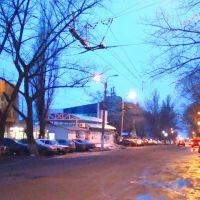 вечер в центре, Антрацит