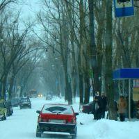 зима на петровской, Антрацит