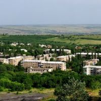 ● Панорама г. Артемовск, Артемовск