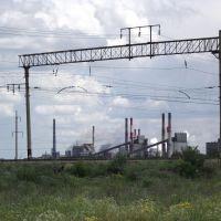 завод в рамочке, Артемовск