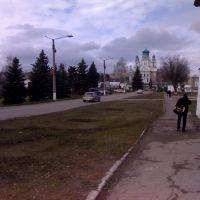 Вид на церковь/Kind on a church, Беловодск