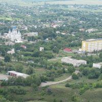 Беловодск, Луганская область, Украина (вид с телевизионной башни), Беловодск