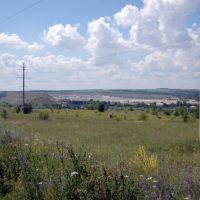 Белогоровский меловой карьер, Белогоровка