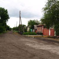 Ул. Красных Партизан, Белое