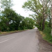 Дорога на Лутугино, Белое
