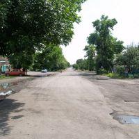 Ул. Совецкая, Белое
