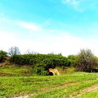 Довоенный тоннель под железной дорогой, Белое
