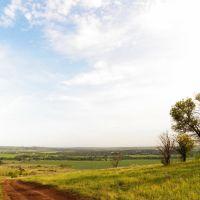Панорама Сутоганских просторов, Белое