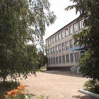 средняя школа, Белолуцк