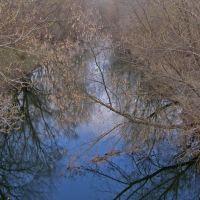 Речка Айдар/River of Aydar, Белолуцк