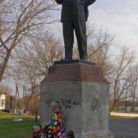 Памятник В.И. Ленину в Белолуцке, Белолуцк
