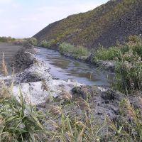 Шламовый ручей, Бирюково