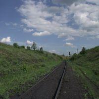 подъездной путь к Должанской-Капитальной, Бирюково