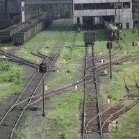 железнодорожная станция шахты, Бирюково