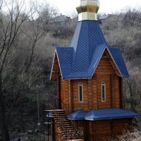купель у Церкови-собора Александра Невского, Боково-Платово