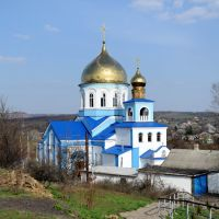 церковь-собор Александра Невского, Боково-Платово