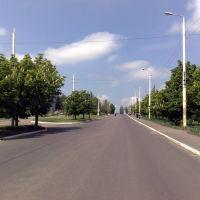 The main road up (2010), Брянка